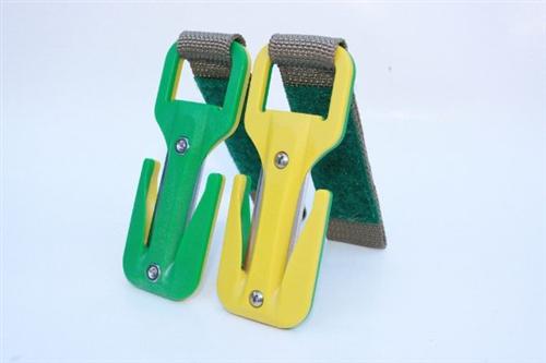 סכין ירוק/צהוב סקוטש ירוק