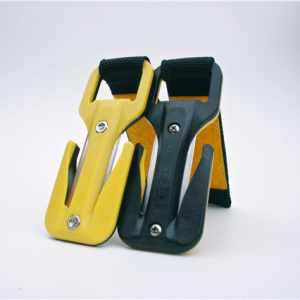 סכין צהוב/שחור סקוטש צהוב